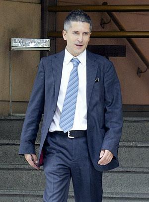 El juez de la Audiencia Nacional Fernando Grande-Marlaska, gay más influyente según 'Tiempo'. (Foto: J. Villanueva)