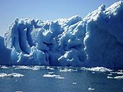Imagen de un glaciar en Narsarsuaq. (Foto: G.C.D)