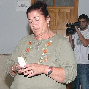 Francisca Cortés, 'La Paca' (Foto: Jordi Avellà)