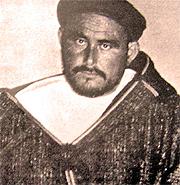 El líder rifeño Abdelkrim en una imagen de archivo.