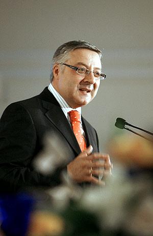 El secretario de organización del PSOE, José Blanco. (Foto: Begoña Rivas)
