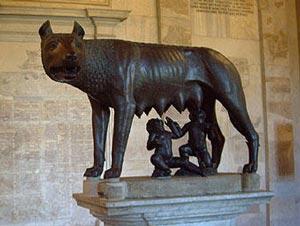 La Loba de Roma (Foto: Musei Capitolini)