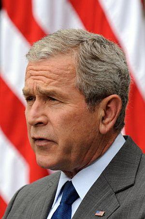 George W. Bush. (Foto: AP)