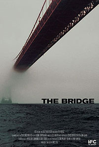 Cartel del documental 'The Bridge'. (Foto: Rich Waters)