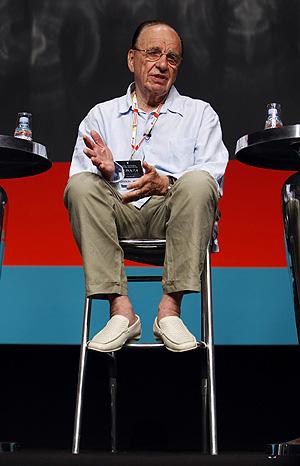 El magnate australiano de la comunicación Rupert Murdoch. (Foto: Reuters)
