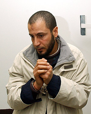 Rabei Osman El Sayed, 'Mohamed El Egipcio'. (Foto: EFE)