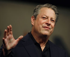 Según Ofcom, no era Al Gore quien mentía en su documental, como insinuaba 'The Great Global Warming Swindle'. (Foto: AP)