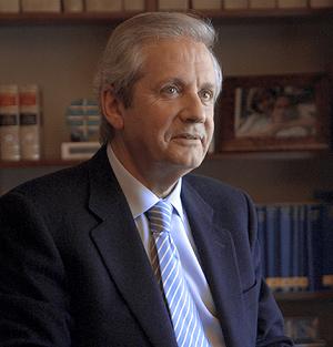El magistrado Javier Gómez de Liaño. (Foto: Begoña Rivas)