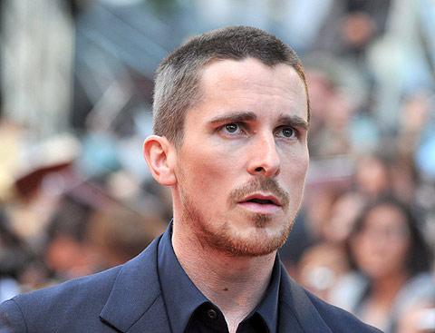 Christian Bale, el lunes en el estreno de 'El caballero oscuro', en Londres. (Foto: EFE)