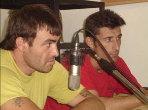 Miembros del programa 'Corazones sin fronteras' (Foto:Víctor López).
