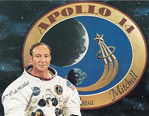 Edgar Mitchell fue el piloto de la misión a la luna 'Apollo 14'. (Foto: NASA)