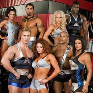 El equipo de 'Gladiadores del siglo XXI'. (Foto: Cuatro)