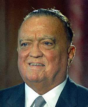 J. Edgar Hoover. (Foto: EL MUNDO)