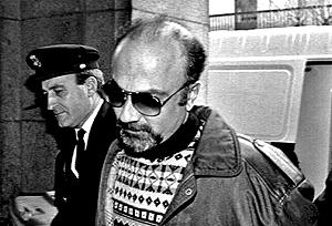 Pedro Luis Gallego Fernández, tras ser detenido.