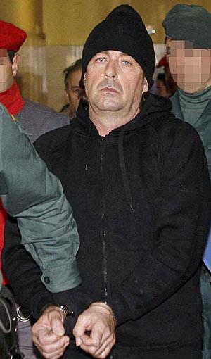 Jaime Giménez Arbe, 'El Solitario'. (Foto: EFE)