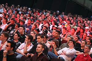 Los eventos presenciales de este tipo de competiciones son seguidos por muchos aficionados (Foto: ESL).