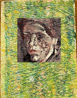 El retrato de una mujer oculto tras otra pintura de Van Gogh. (Foto: EFE)