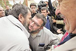 El jeque Hassan Yousef. (Foto: AP).