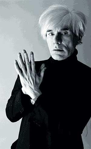Andy Warhol. (Foto: EL MUNDO)