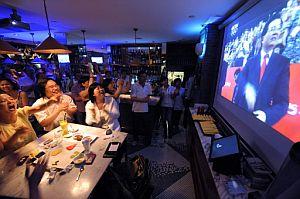 Los chinos estarán muy pendientes del partido. (Foto: AFP)