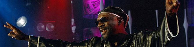 Hayes, en un festival de jazz en 2005. (Foto: REUTERS)