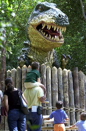 El parque será especial por su localización. En la imagen, un complejo similar en España. (Foto: Mitxi)