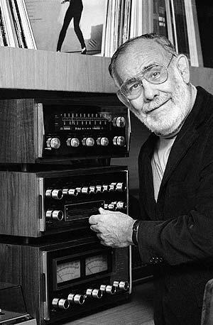 Wexler, en una imagen de 1979. (Foto: AP)