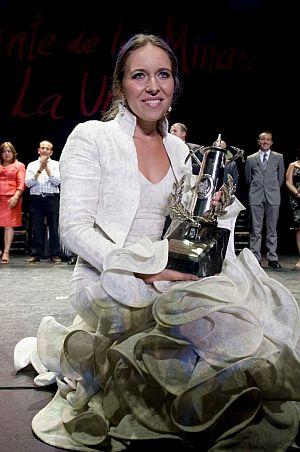 Rocío Márquez. (Foto: EFE)
