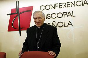 El cardenal y arzobispo de Madrid, Antonio María Rouco Varela. (Foto: REUTERS)