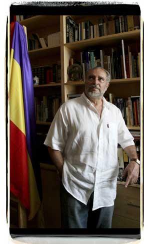 Julio Anguita. (foto: José Ayma)