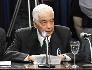 El general Luciano Benjamín Menéndez, 'el carnicero de Córdoba'. (Foto: REUTERS