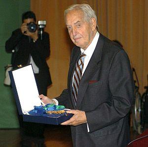 Segura de Luna, en una imagen de 2006. (Foto: EFE)