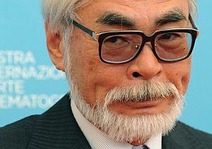 Hayao Miyazaki. (Foto: AFP)