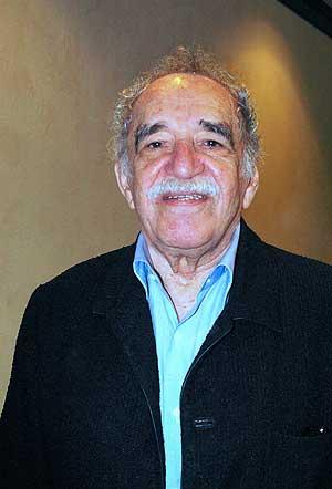 El colombiano Gabriel García-Márquez (Foto: EFE)