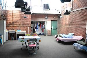El 'loft' en el que convivirán los participantes. (Foto: La Sexta)