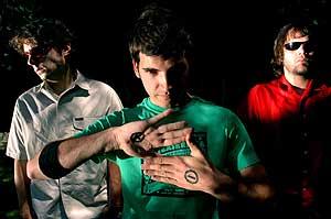 El grupo Nothink perteneciente a 'Aloud Music' (Foto: EL MUNDO)