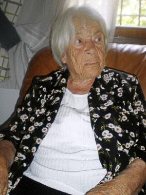 Ana María López Ríos. (Foto: L. Gallo)