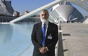 José Manuel Moreno, durante la cumbre del IPCC de noviembre en Valencia. (Foto: Jorge Martínez)