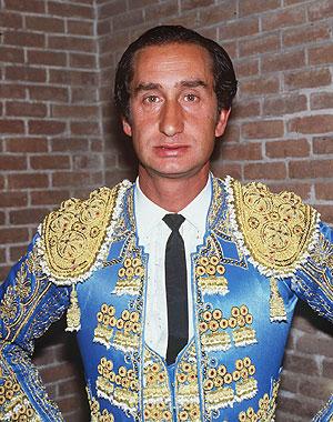 Una imagen de archivo del matador, en mayo de 1987. (Foto: EFE)