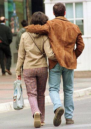 En España se separan más de 140.000 parejas cada año. La vivienda, en el centro de las disputas legales. (FOTO: ELMUNDO.ES)