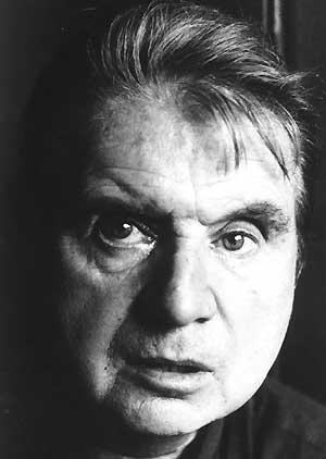 El artista Francis Bacon (Foto: Jane Bown)