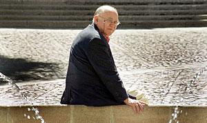Isaac Montero, en 2003. (Foto: Francisco Vega)