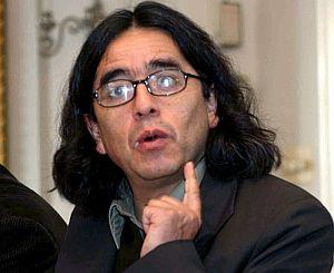 Gustavo Guzmán, el embajador de Bolivia en EEUU declarado 'persona non grata', en una imagen de enero de 2008. (Foto: EFE)