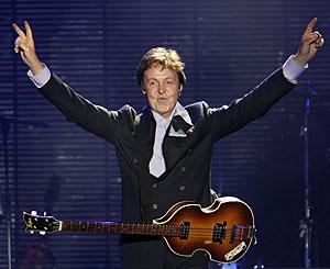 McCartney, durante una actuación en Canadá. (Foto: Reuters)