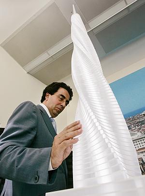 La arquitectura de Calatrava es una de la materías a estudiar en Educación para la Ciudadanía. (Foto: AP)