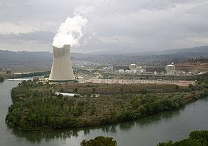 Vista de la central nuclear de Ascó. (Foto: Reuters)