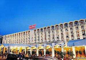 El Marriott, antes del atentado. (Foto: Marriott Hotels)