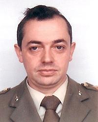El brigada fallecido Luis Conde.