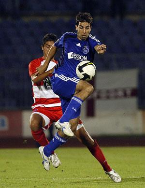 Oleguer Presas en la UEFA. (Foto: REUTERS)