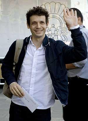 El argentino Daniel Burman. (Foto: EFE)